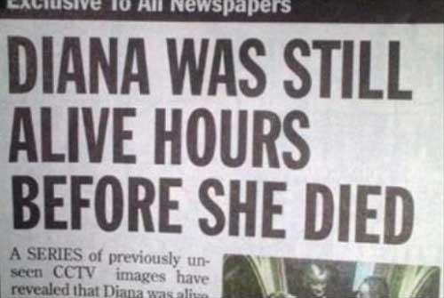 berita heboh hari ini! orang masih hidup ternyata belum mati!